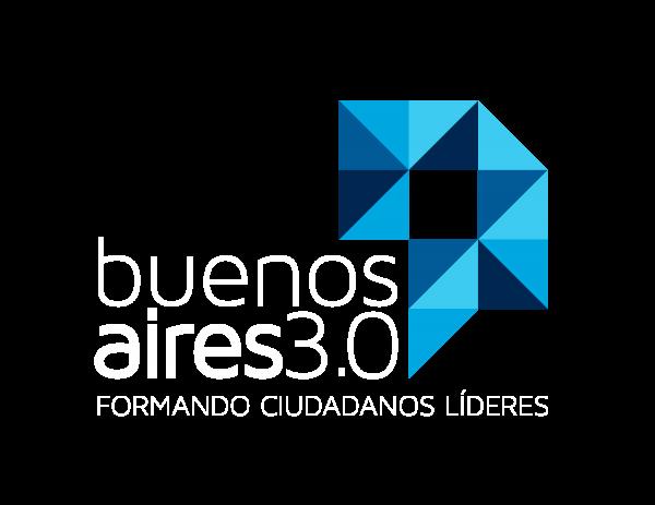 Logo Buenos Aires 3 punto cero